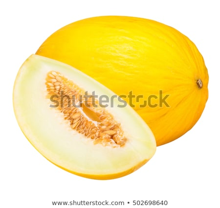 Stockfoto: Fresh Yellow Melons