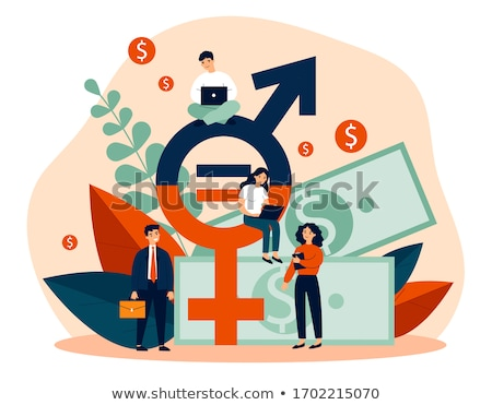 Pay Equity Stock photo © Lightsource
