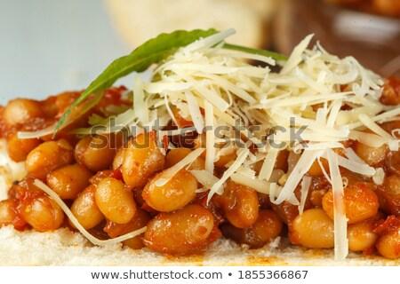 Molho de tomate brinde ilustração comida fundo arte Foto stock © bluering
