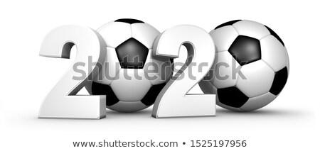 Football 2020 Stock photo © Oakozhan