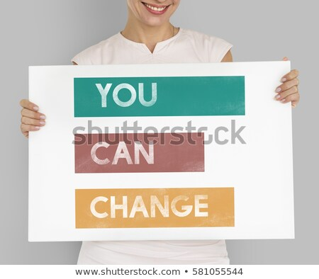 quote changing your life Russian  Stock photo © Olena