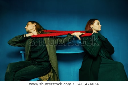 couple on the brink of break-up Stock photo © photography33