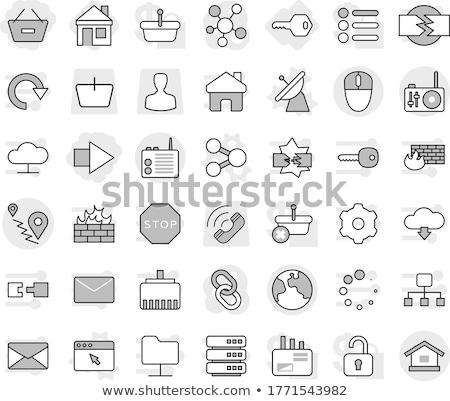 ショッピングカート · ショット · 白 · ソフト · 影 - ストックフォト © vlad_star