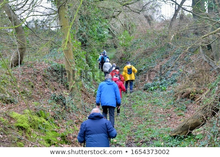 A group of hikers Stock photo © photography33