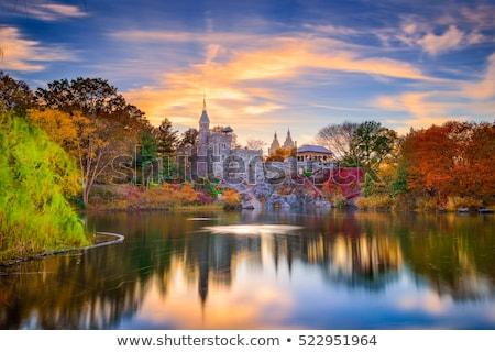 Belvedere Castle. Stock photo © Stocksnapper