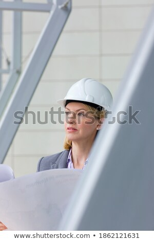 Pensive foreman Stock photo © photography33