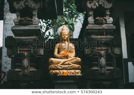 buda · imagem · bali · Indonésia · jardim - foto stock © travelphotography