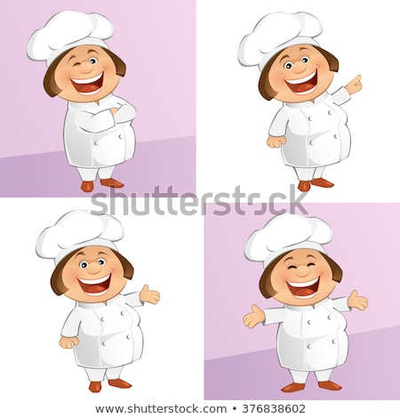 chubby, chef Stock photo © photography33