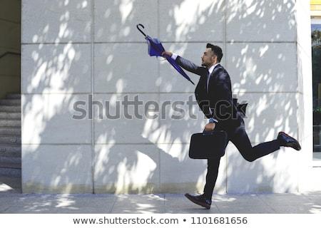 Stockfoto: Gentleman · taxi