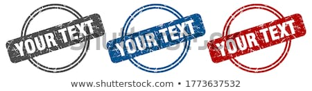 your text here stock photo © samsem