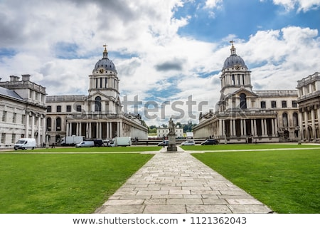 royal naval college in greenwich london stock photo © chrisdorney