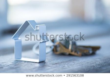 Stock photo: Key To Peace