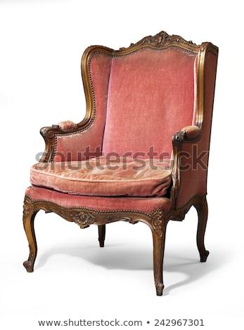 old chair Stock photo © tony4urban