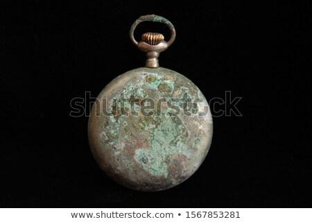 Antique pocketwatch Stock photo © Hofmeester