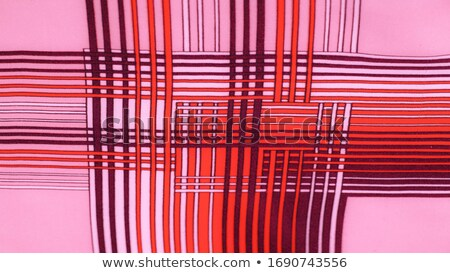 Rood bamboe textuur rechtdoor lijnen muur Stockfoto © jordanrusev