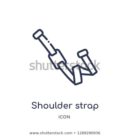 shoulder strap Stock photo © Paha_L
