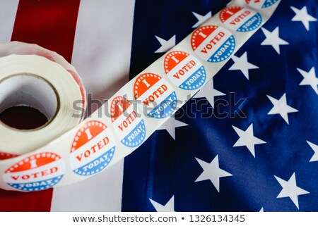 American Voter Concept Stock photo © Lightsource