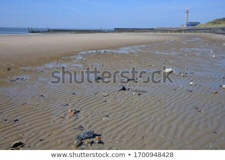 radar post in holland Stock photo © compuinfoto
