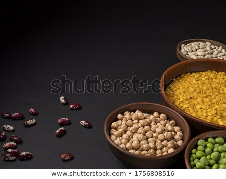 green peas in ware Stock photo © mayboro1964