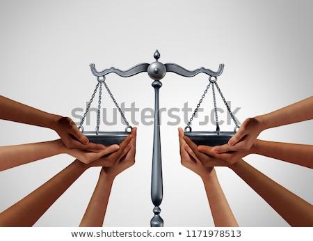Foto stock: Community Law