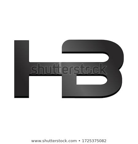 creative logo letter b design for brand identity company profil stock photo © davidarts