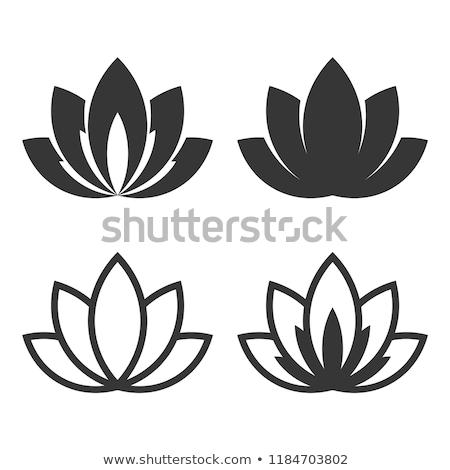 symbol · mantra · tle · jogi · modlić - zdjęcia stock © ahasoft