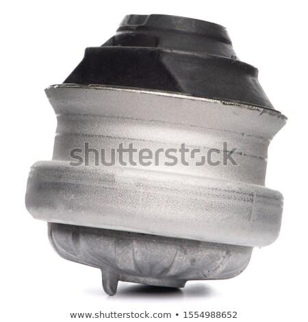 autó · gép · izolált · fehér · ipari · fekete - stock fotó © homydesign