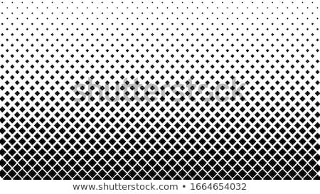 Résumé géométrique diamant forme en demi-teinte fond Photo stock © SArts