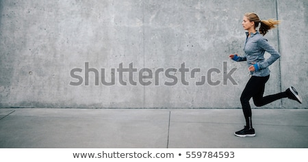 Health conscious concept with copy space Stock photo © boggy