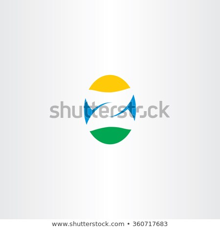 letter z egg logo vector icon stock photo © blaskorizov