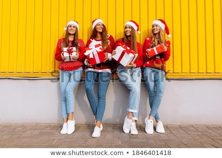 natale · party · segno · Natale · festività · celebrazione - foto d'archivio © deandrobot
