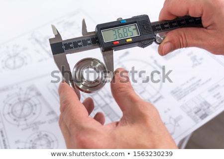 アイコン サークル ボタン 技術 産業 シルエット ストックフォト © smoki