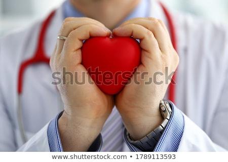 Masculino medicina homens pílula símbolo Foto stock © Lightsource
