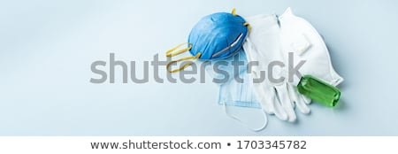 Set of products for the coronavirus pandemic Stock photo © furmanphoto
