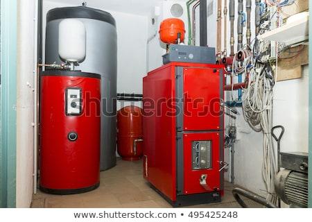 biomassza · tűzifa · energia · üzemanyag · anyag · természetes - stock fotó © stevanovicigor