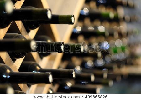 Wine storage cellar Stock photo © photography33