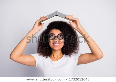 equilibrio · libros · oro · justicia · escala · tres - foto stock © feverpitch