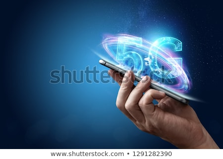 new generation smartphones Stock photo © georgejmclittle