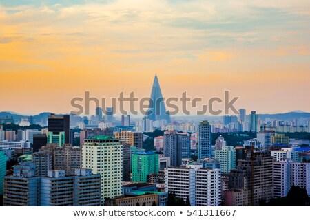 North Korea Stock photo © tshooter