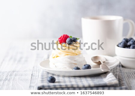 Meringue Cakes Stock photo © zhekos