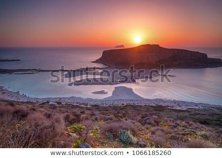 balos beach stock photo © igabriela