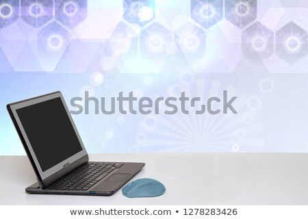 Palabras derechos humanos digital pantalla táctil hombre resumen Foto stock © fotoscool
