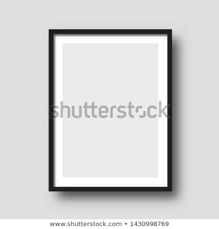 Painting frame Stock photo © magraphics