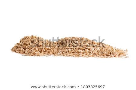 Sawdust Stock photo © muang_satun
