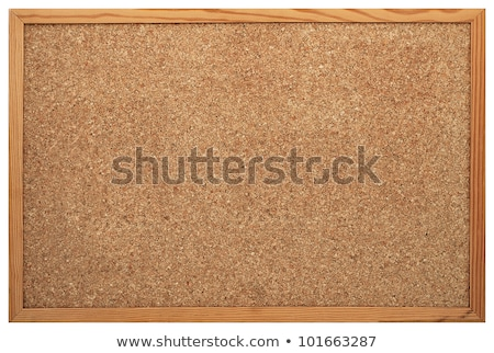 Cork Bulletin or Message Board. Stock photo © tashatuvango