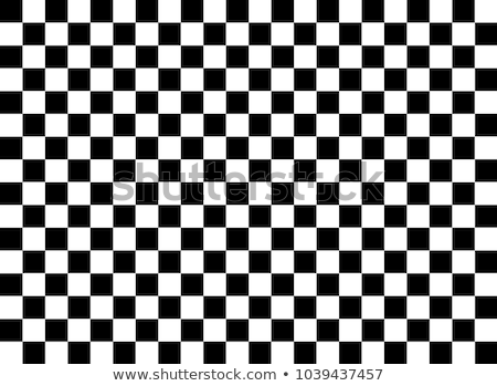 Vintage chessboard background, vector illustration Stock photo © carodi