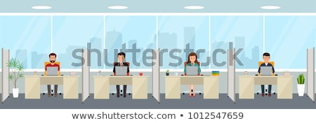 Web Analytics. Office Working Concept. Stock photo © tashatuvango