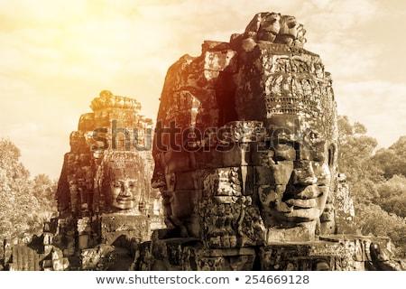 Мир известный памятники вокруг поклонения архитектура Сток-фото © ConceptCafe