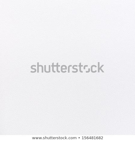 Fehér bakelit textúra közelkép fal absztrakt Stock fotó © homydesign