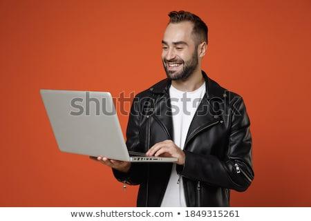 Homme numérique modernes technologie Photo stock © stevanovicigor